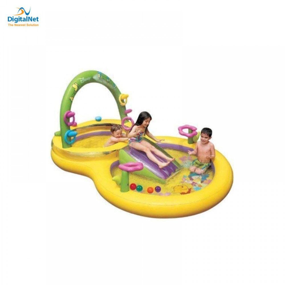 INTEX WINNIE THE POOH WATER PLAY CENTER
