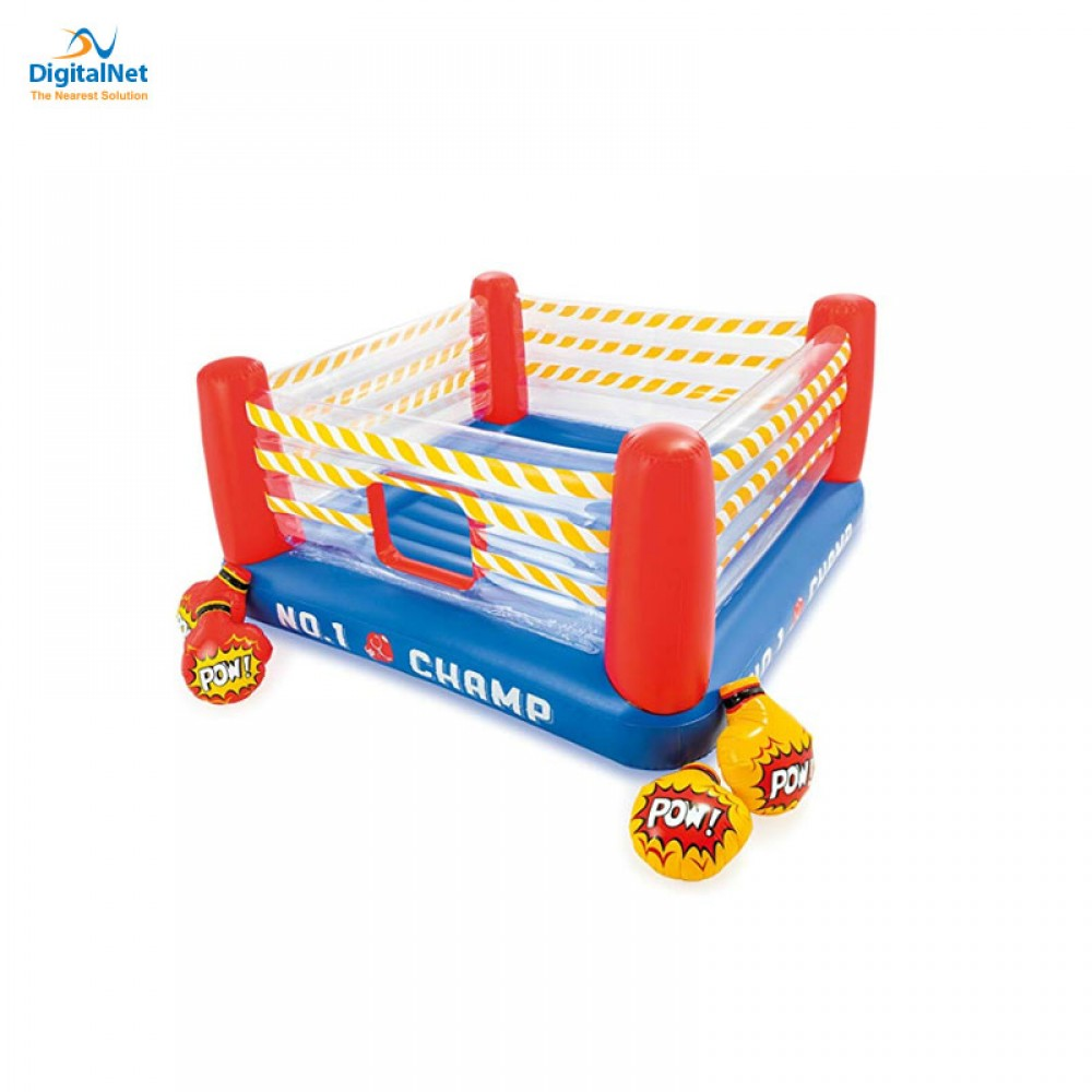 INTEX  JUMP-O LENE  BOXING RING BOUNCER
