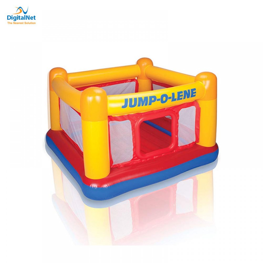 INTEX  JUMP -O- LENE PLAY HOUSE