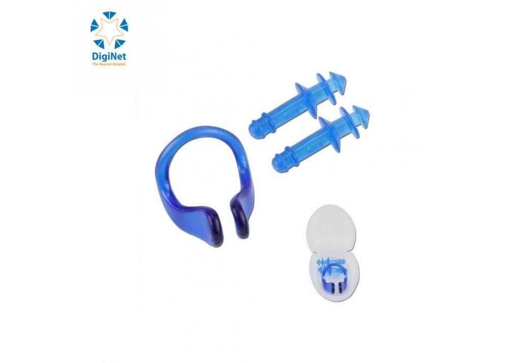 INTEX EAR PLUGS & NOSE CLIP SET