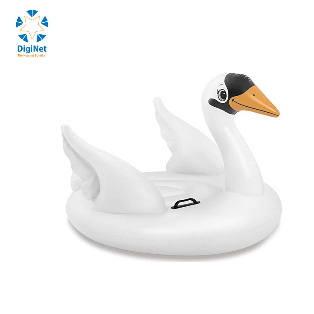 INTEX INFLATABLE SWAN FOR POOL 130*102*29 CM