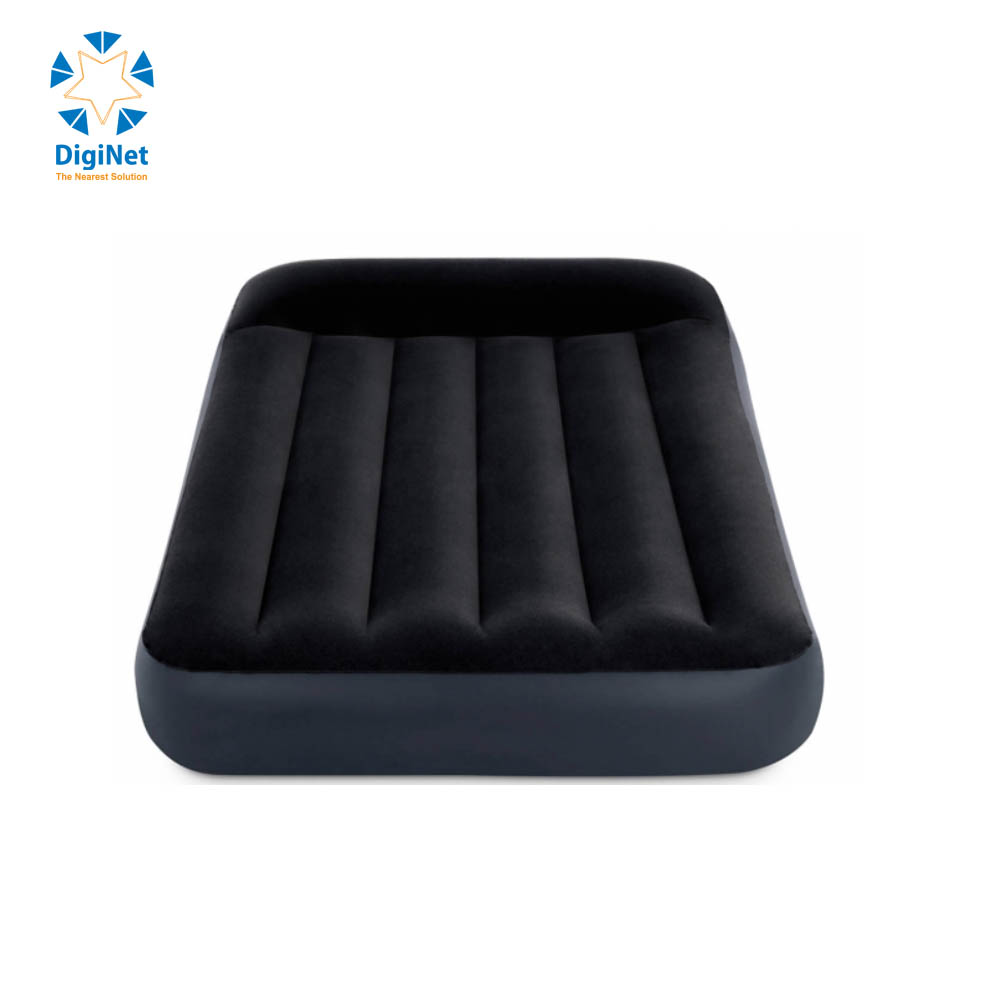 INTEX AIR MATTRESS PILLOW REST CLASSIC BED 99x191x25 cm