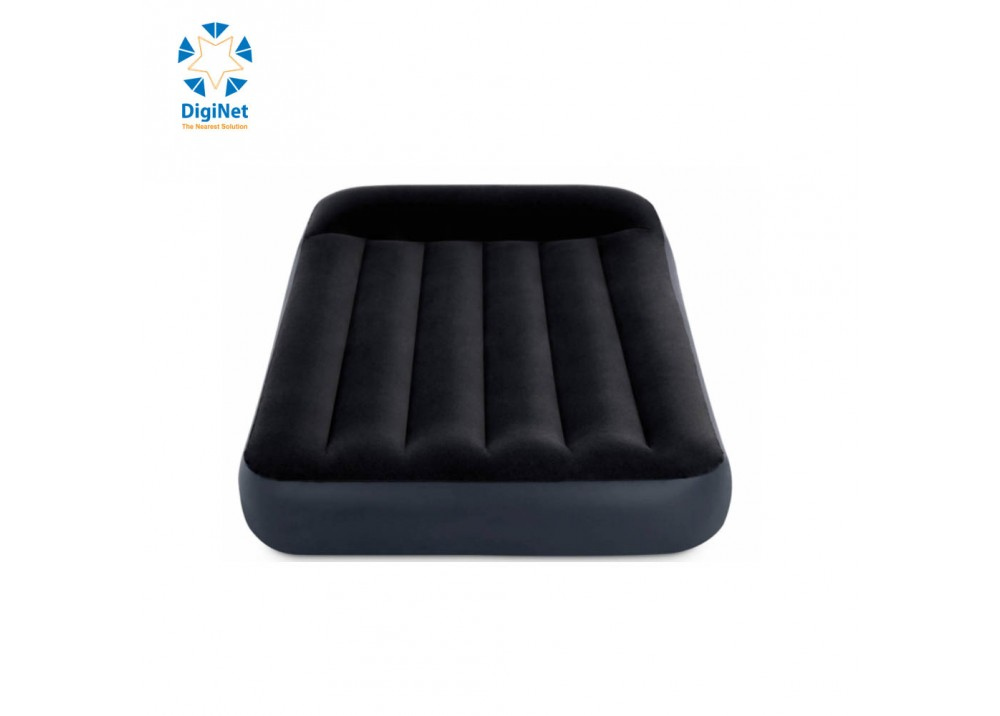 INTEX AIR MATTRESS PILLOW REST CLASSIC BED 99x191x25 cm