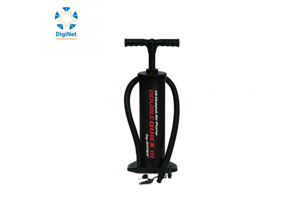 INTEX DOUBLE QUICK 111 HAND PUMP