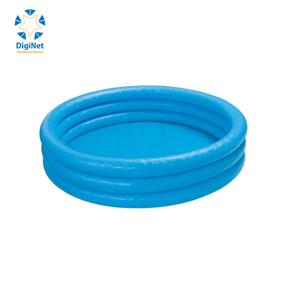 INTEX CRYSTAL BLUE POOL 168*38 CM