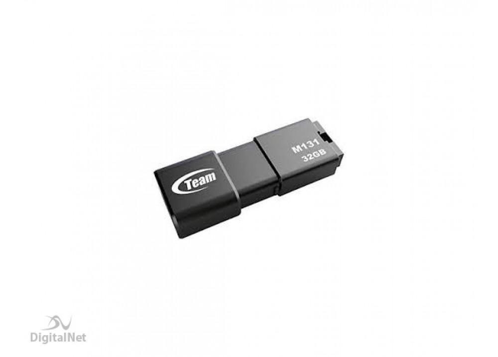 TEAM FLASH MEMORY M131 OTG FLASH USB 2.0 BLACK
