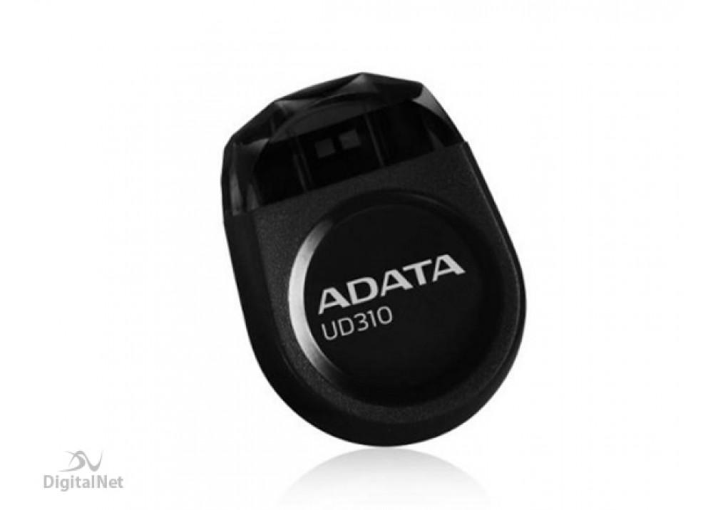 A-DATA FLASH MEMORY UD310 64GB USB 2.0 BLACK