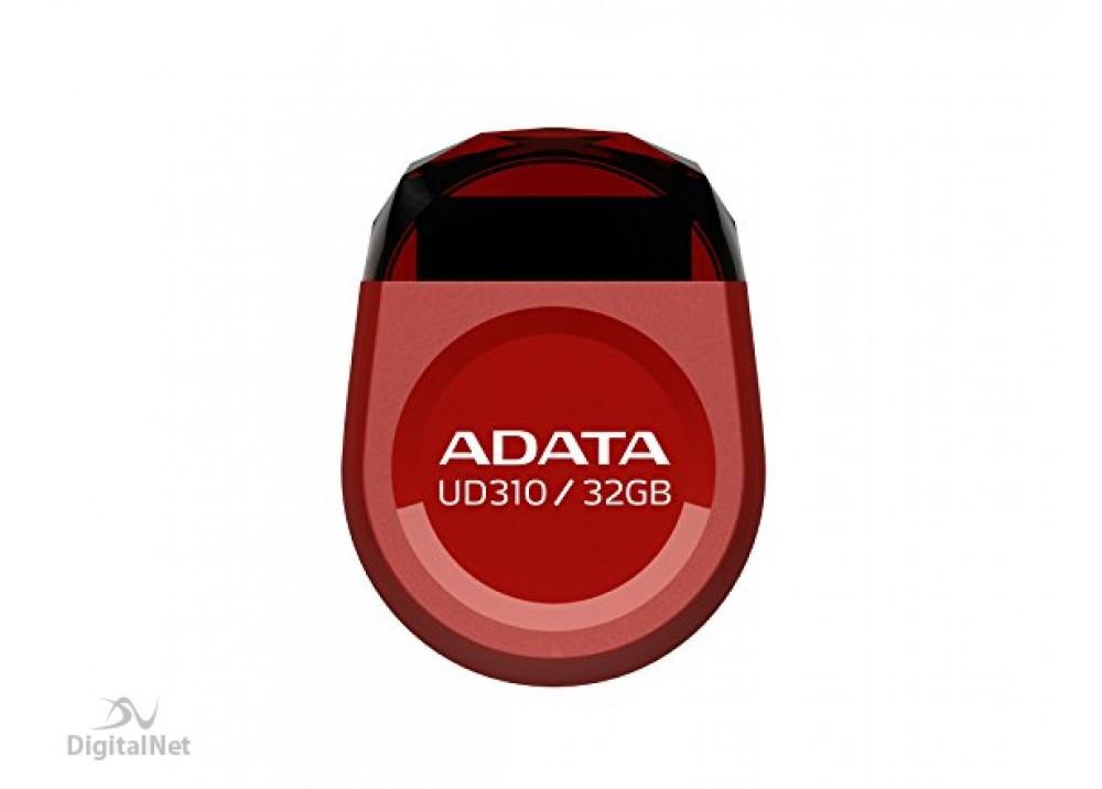 A-DATA FLASH MEMORY UD310 32GB USB 2.0 RED