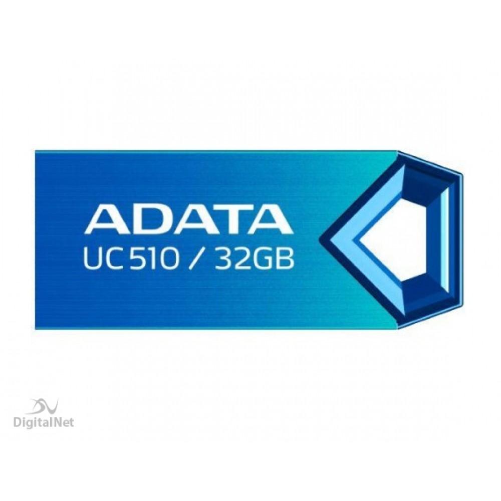 A-DATA FLASH MEMORY UD510 32GB USB 2.0 BLUE