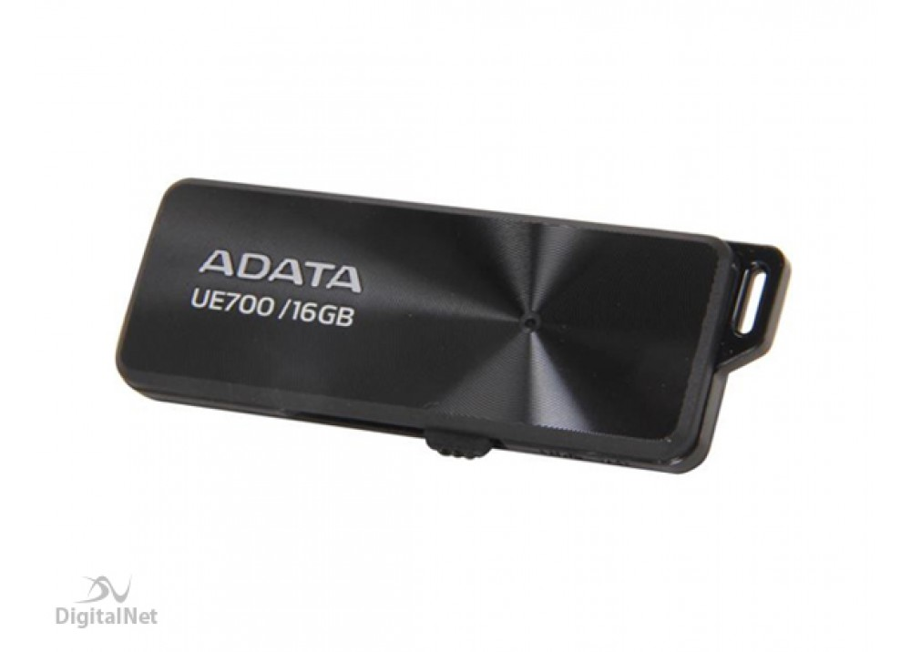 A-DATA FLASH MEMORY  ELITE UE700 16GB USB 3.0 BLACK