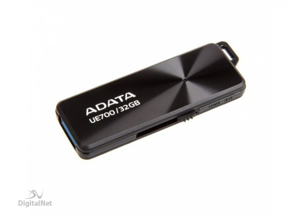 A-DATA FLASH MEMORY  ELITE UE700 32GB USB 3.0 BLACK