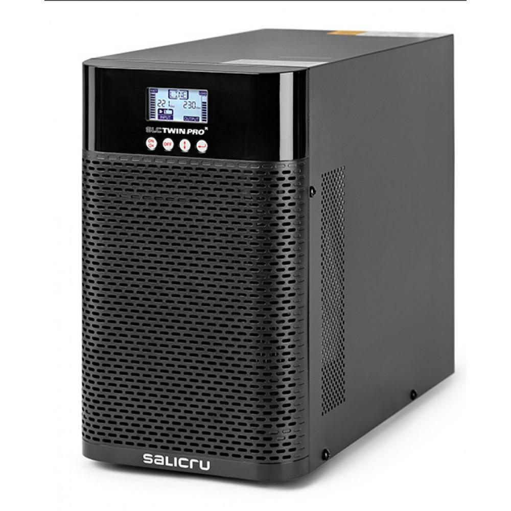 SALICRU UPS ON-LINE 2000V 1800W TOWER WITH LCD BLACK