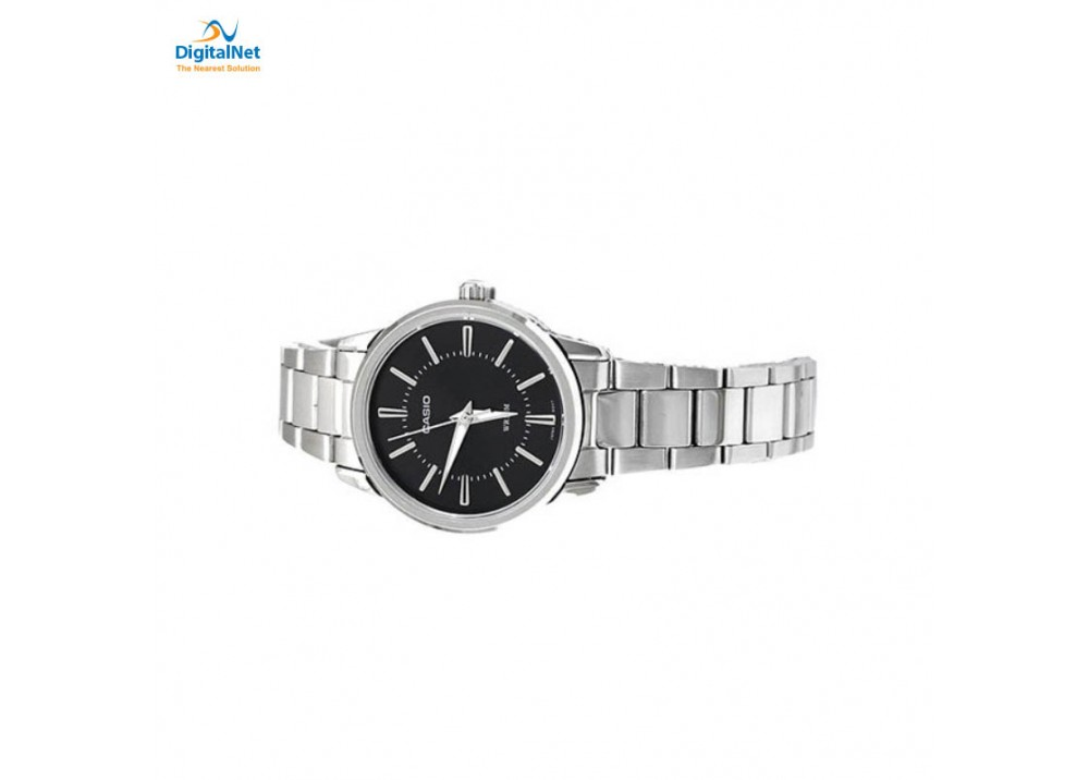 CASIO HAND WATCH STAINLESS STEEL BAND LTP-1303D-1AV
