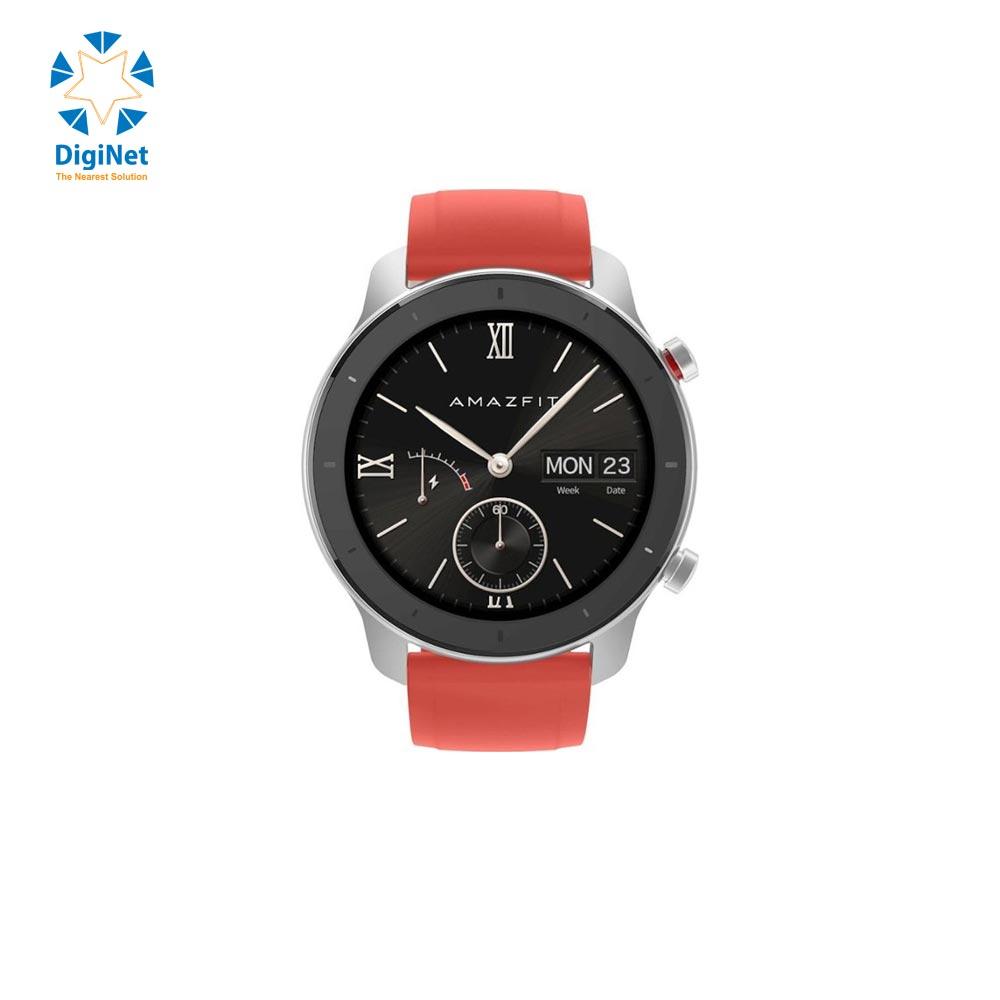 XIAOMI AMAZFIT SMART WATCH GTR A1910 RED