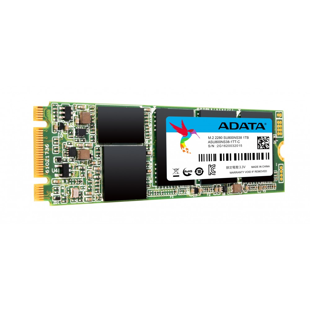 A-DATA INTERNAL SOLID STATE DRIVE SSD M2 ASU800NS38 1TB