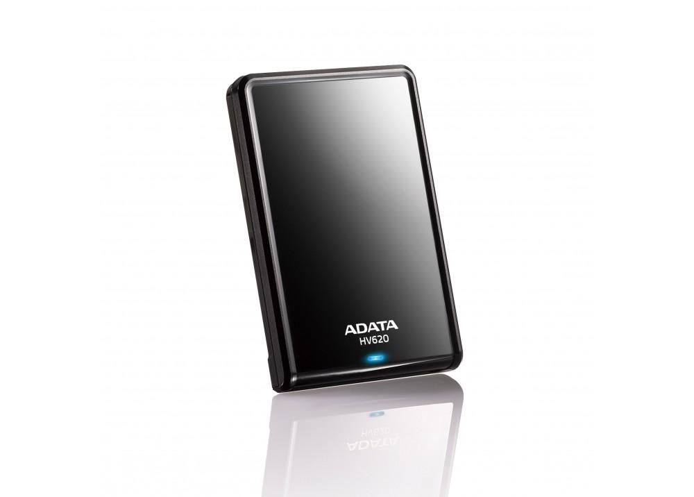 A-DATA EXTERNAL HARD DISK 2TB HV620 USB 3.0 BLACK