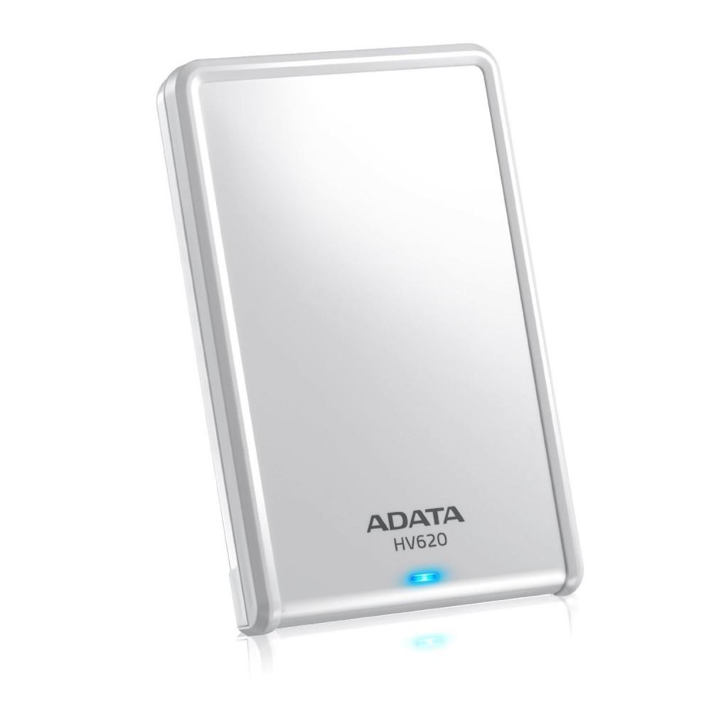 A-DATA EXTERNAL HARD DISK 2TB HV620 USB 3.0 WHITE
