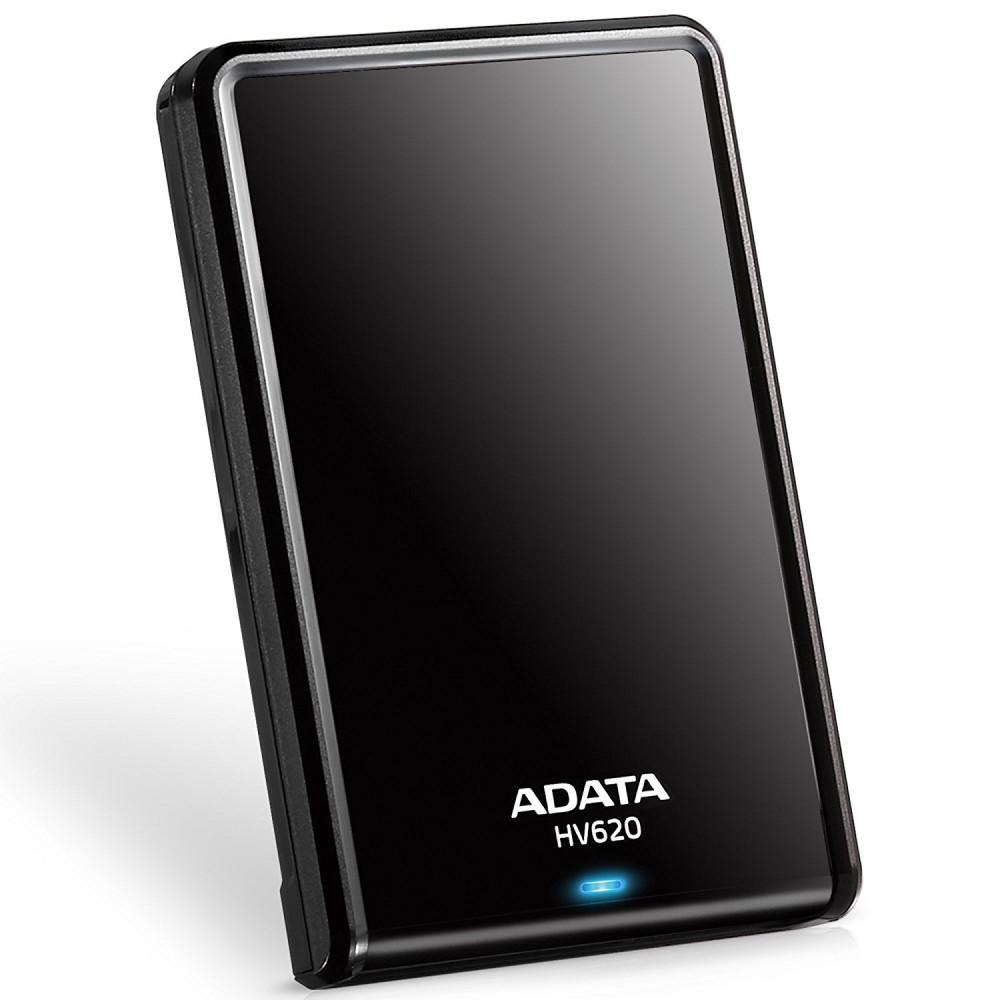 A-DATA EXTERNAL HARD DISK 500GB HV620 USB 3.0 BLACK