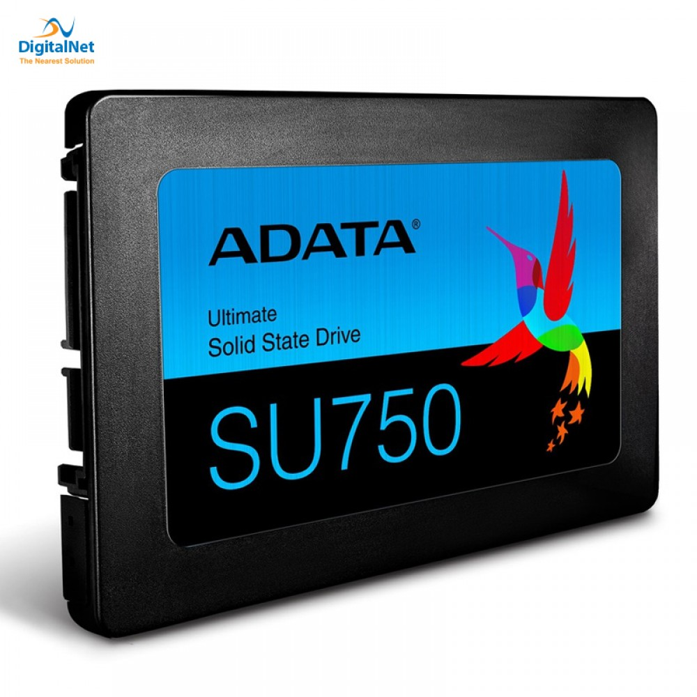 "ADATA INTERNAL SOLID STATE DRIVE ULTIMATE SU750  256GB 2.5"" SATA"