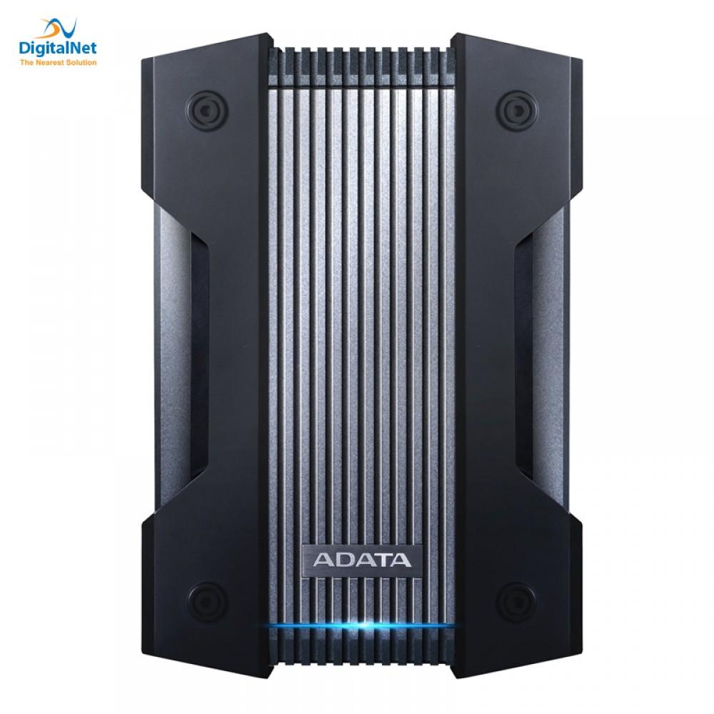 ADATA EXTERNAL HARD DRIVE HD830 ANT-SHOCK 2 TB BLACK