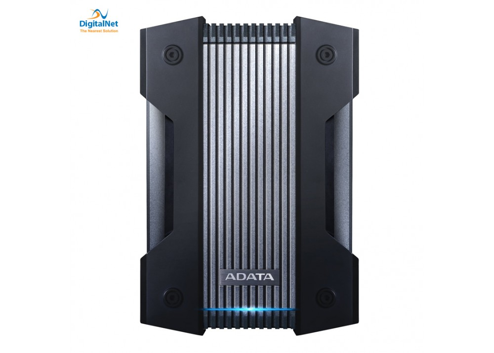ADATA EXTERNAL HARD DRIVE HD830 ANT-SHOCK 4 TB BLACK