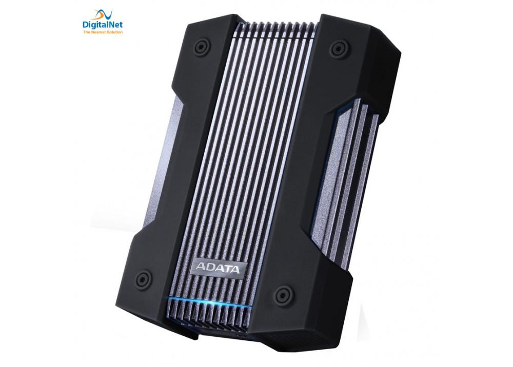 ADATA EXTERNAL HARD DRIVE HD830 ANT-SHOCK 4 TB BLACK