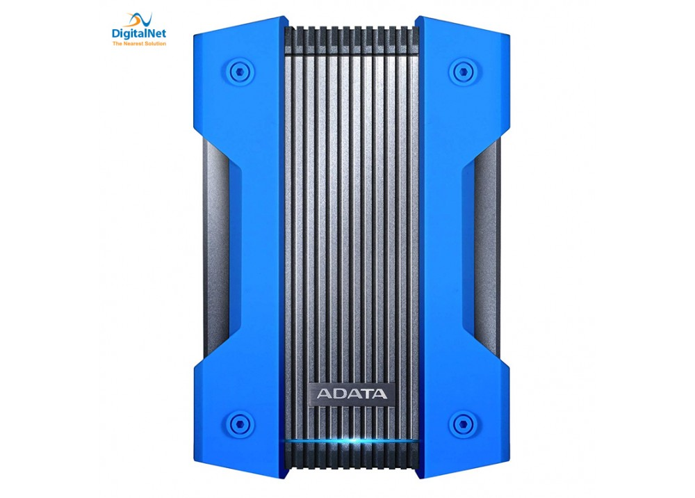 ADATA EXTERNAL HARD DRIVE HD830 ANT-SHOCK 4 TB BLUE