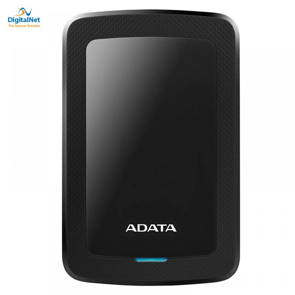 ADATA EXTERNAL HARD DRIVE HV300 SLIM 2TB BLACK