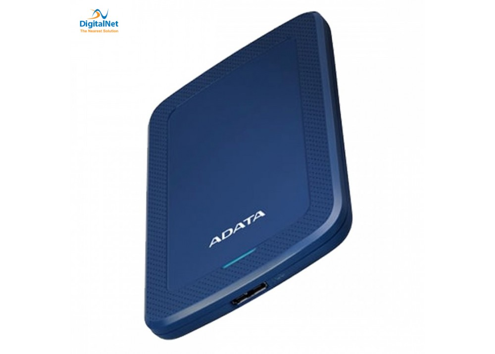ADATA EXTERNAL HARD DRIVE HV300 SLIM 2TB BLUE
