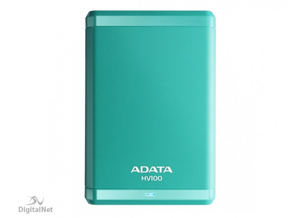 A-DATA EXTERNAL HARD DISK 1TB HV100  BLUE USB 3.0