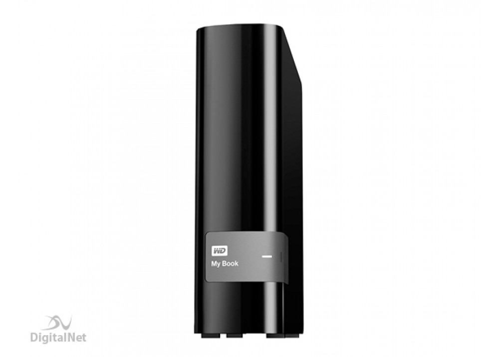 WESTERN DIGITAL EXTERNAL HARD DISK MY BOOK PREMIUM STORAGE 2TB USB 3.0 BLACK