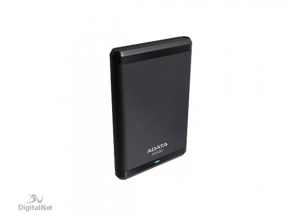 A-DATA EXTERNAL HARD DISK 1TB HV100 BLACK USB 3.0