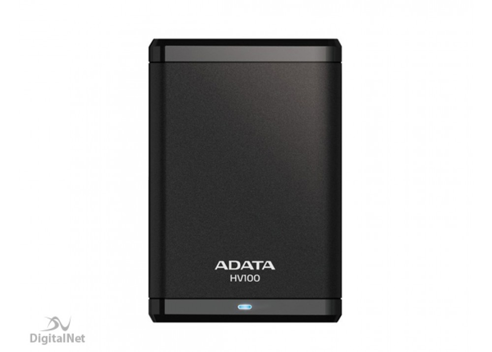 A-DATA EXTERNAL HARD DISK 2TB HV100 USB 3.0 BLACK
