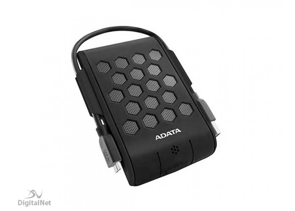 A-DATA EXTERNAL HARD DISK 2TB HD720 ANTI SHOCK & WATERPROOF USB.3 BLACK