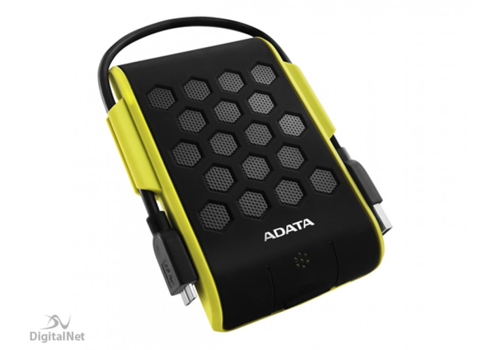A-DATA EXTERNAL HARD DISK 2TB HD720 ANTI SHOCK & WATERPROOF USB.3 GREEN