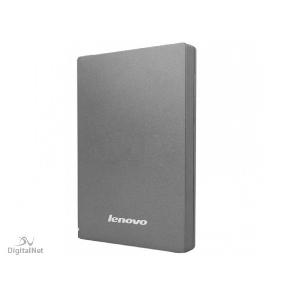 LENOVO EXTERNAL HARD DISK 2TB  UHD F309 USB3.0 GREY