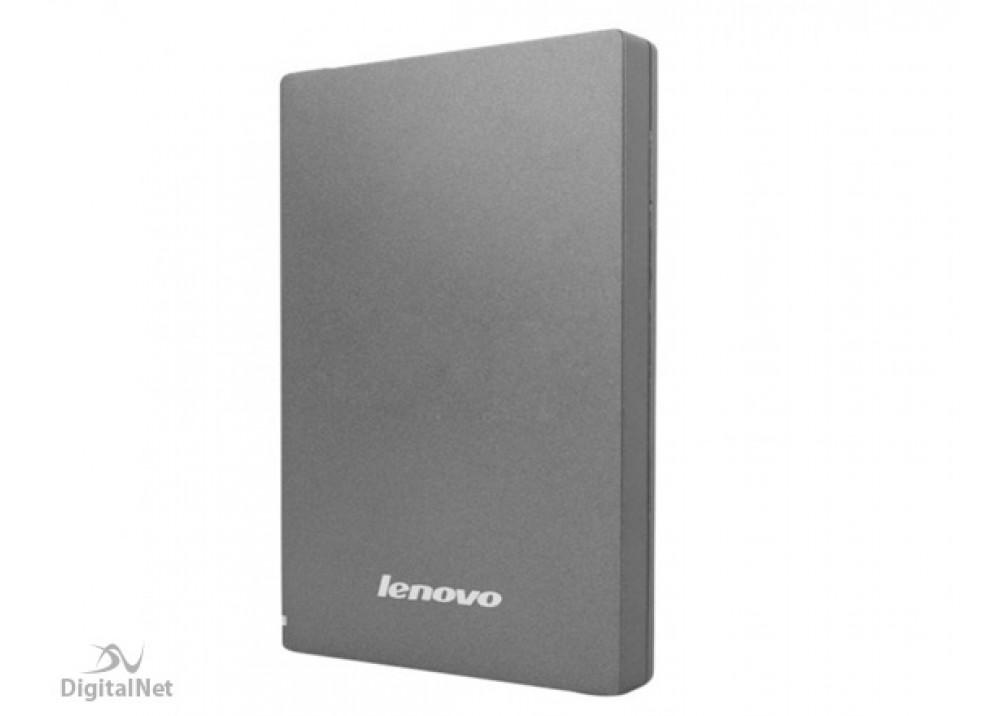 LENOVO EXTERNAL HARD DISK 2TB  UHD F309 USB3.0 GREY