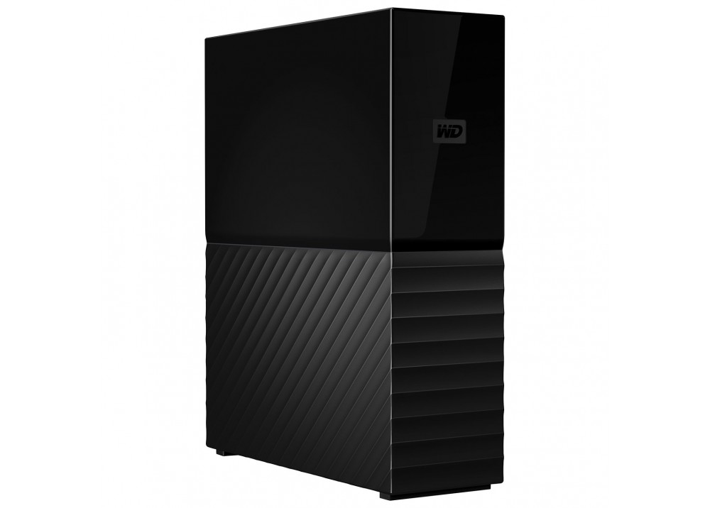 WESTERN DIGITAL EXTERNAL HARD DISK MY BOOK PREMIUM STORAGE 3TB USB 3.0 BLACK