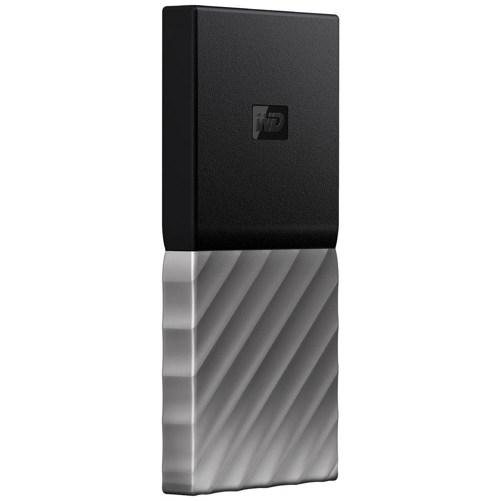 WESTERN DIGITAL MY PASSPORT SSD EXTERNAL SOLID STATE DRIVE 1TB USB 3.1 SILVER