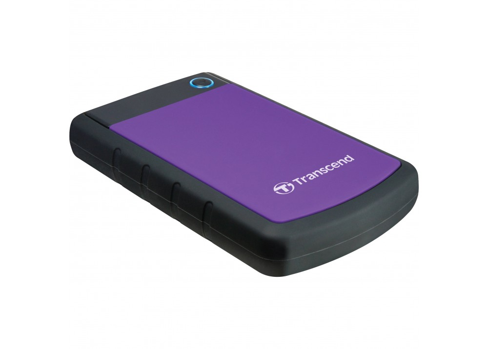 TRANSCEND EXTERNAL HARD DISK 2TB STOREJET J25 H3 ANTI SHOCK USB.3