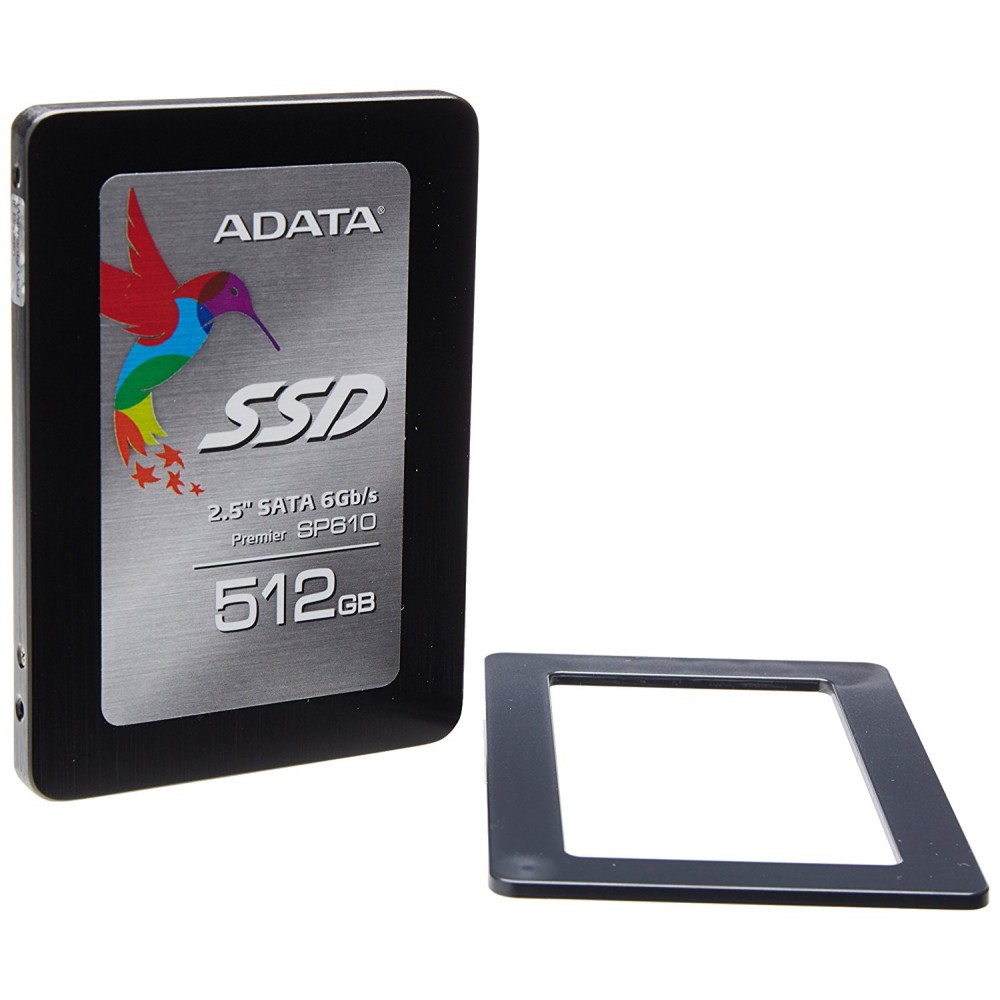 "A-DATA INTERNAL SOLID STATE DRIVE ASP600S3 512GB 2.5"" PREMIR"