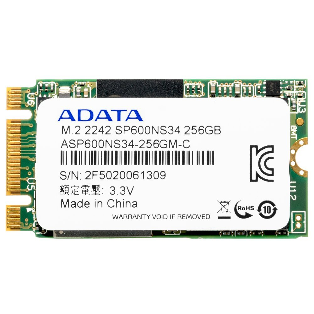 A-DATA INTERNAL SOLID STATE DRIVE ASP310S3 256GB PREMIER PRO M- SATAIII COLOR BOX