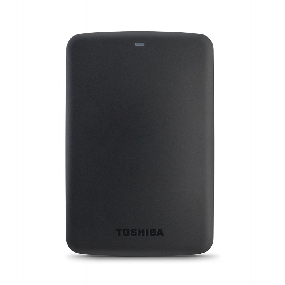 TOSHIBA CANVIO BASICS EXTERNAL HARD DISK 500GB BLACK