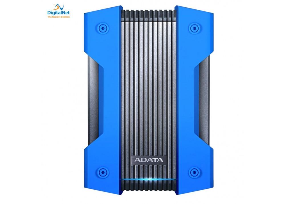 ADATA EXTERNAL HARD DRIVE HD830 ANT-SHOCK 5TB BLUE