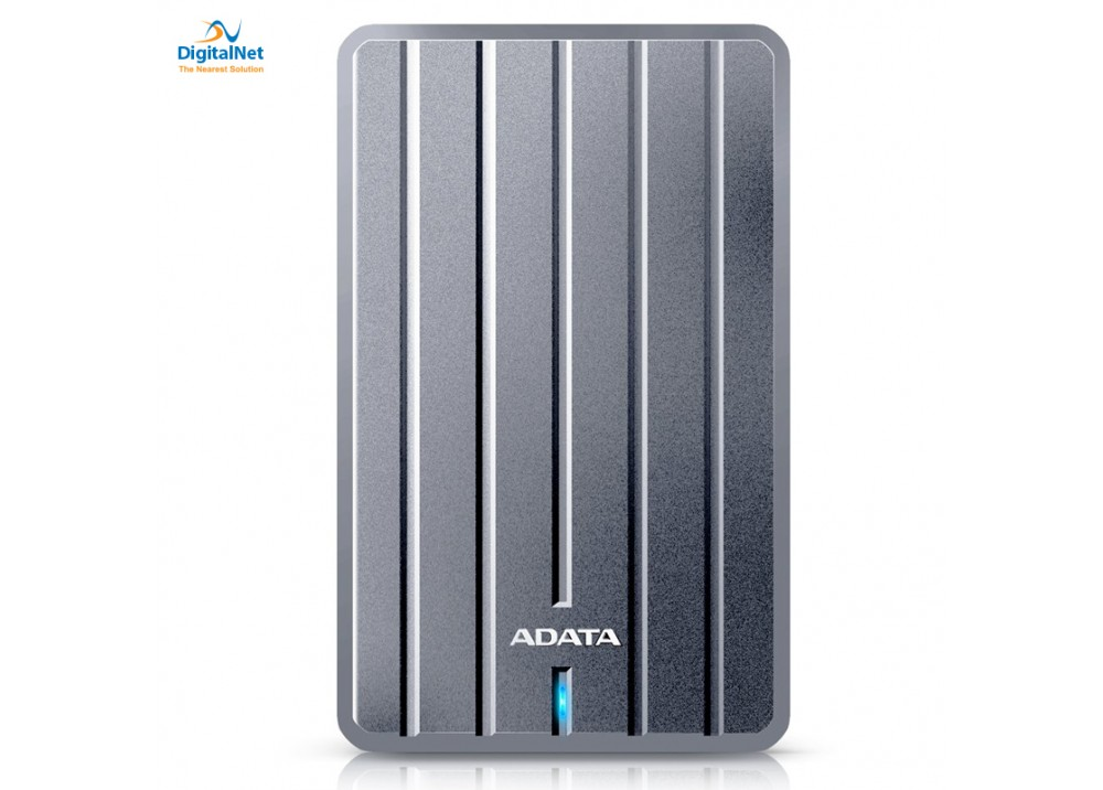 ADATA EXTERNAL HARD DRIVE HC660 1TB USB 3.1 ULTRA SLIM 9.6MM TITANIUM