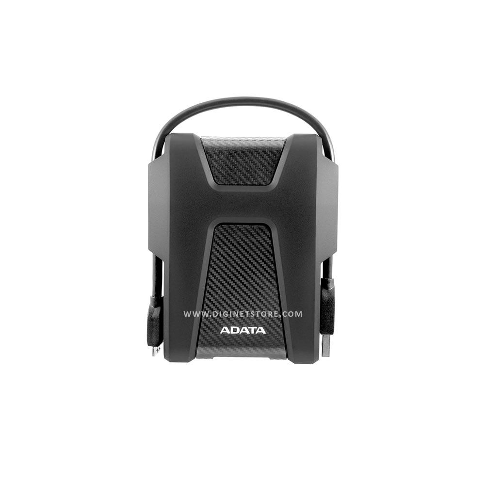 ADATA EXTERNAL HARD DRIVE HD680 USB 3.2 1TB ANTI-SHOCK BLACK