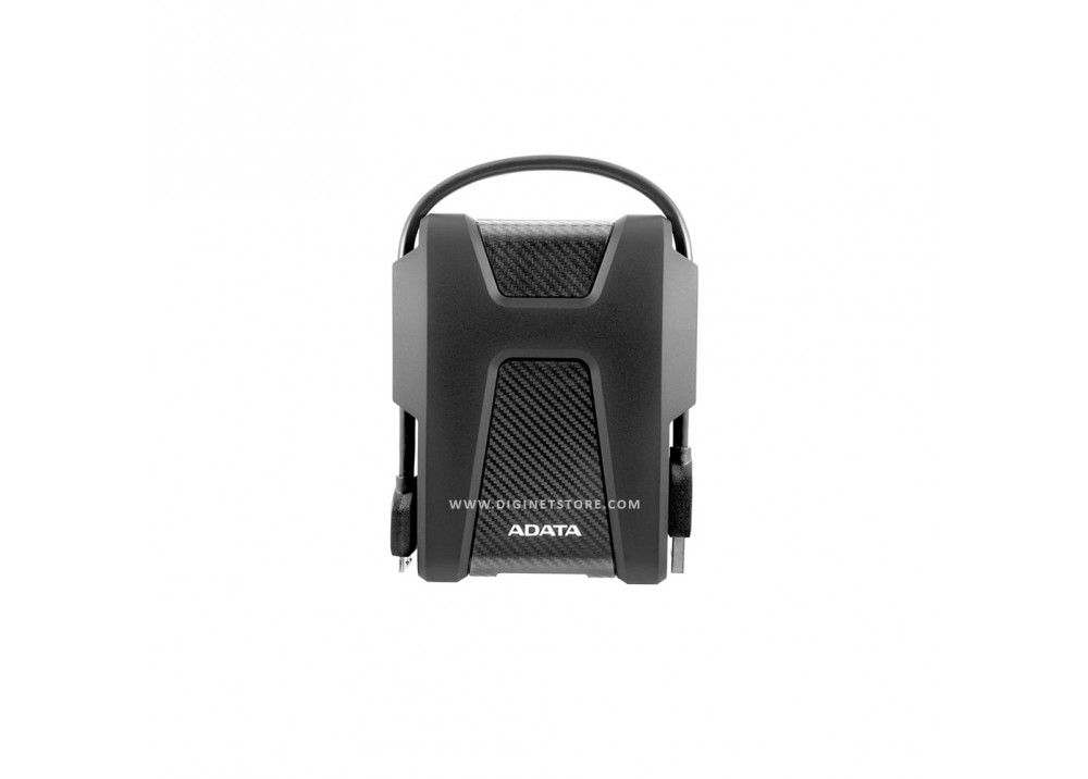 ADATA EXTERNAL HARD DRIVE HD680 USB 3.2 1TB ANTI-SHOCK BLACK
