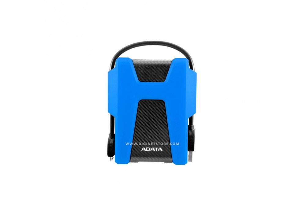 ADATA EXTERNAL HARD DRIVE HD680 USB 3.2 1TB ANTI-SHOCK BLLUE
