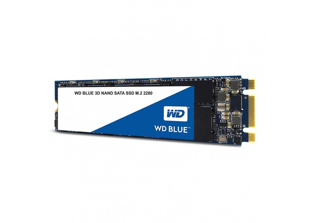 WESTERN DIGITAL INTERNAL BLUE 250GB M.2 SSD SOLID 3D NAND SATA 2280