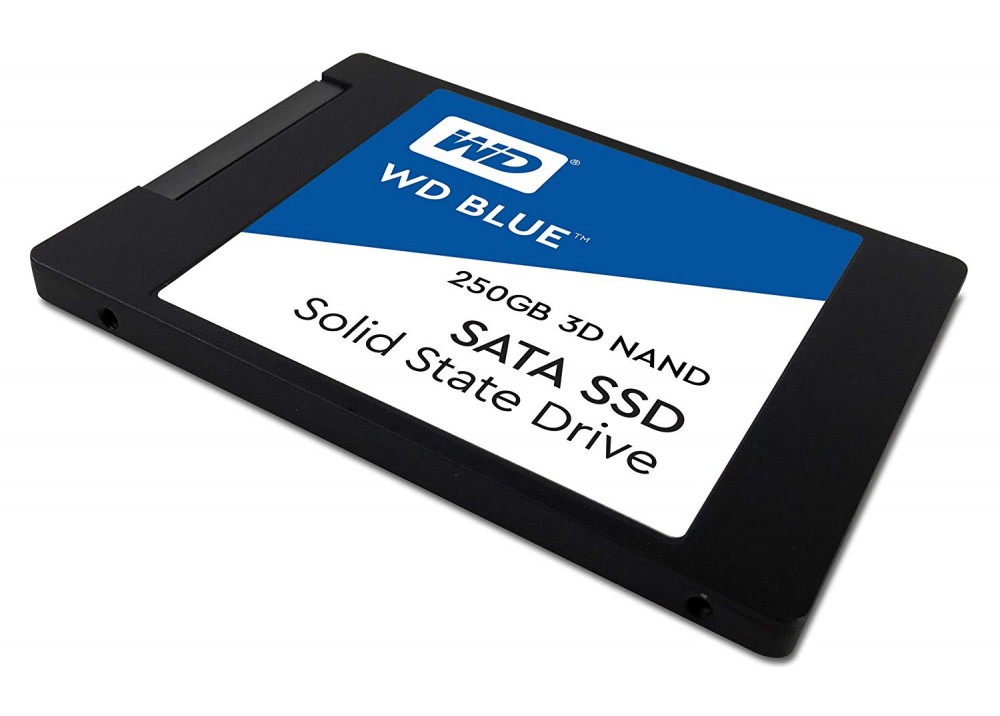 WESTERN DIGITAL INTERNAL HARD DISK BLUE 3D NAND SATA SSD 250GB 2.5""